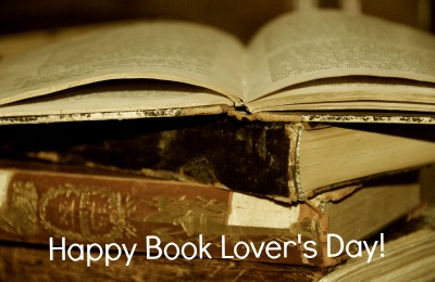 happy book lovers day