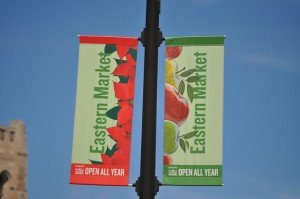 store banners