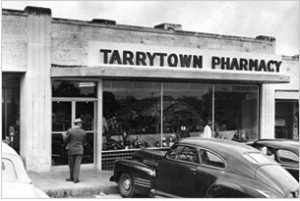 tarrytown pharmacy 1941