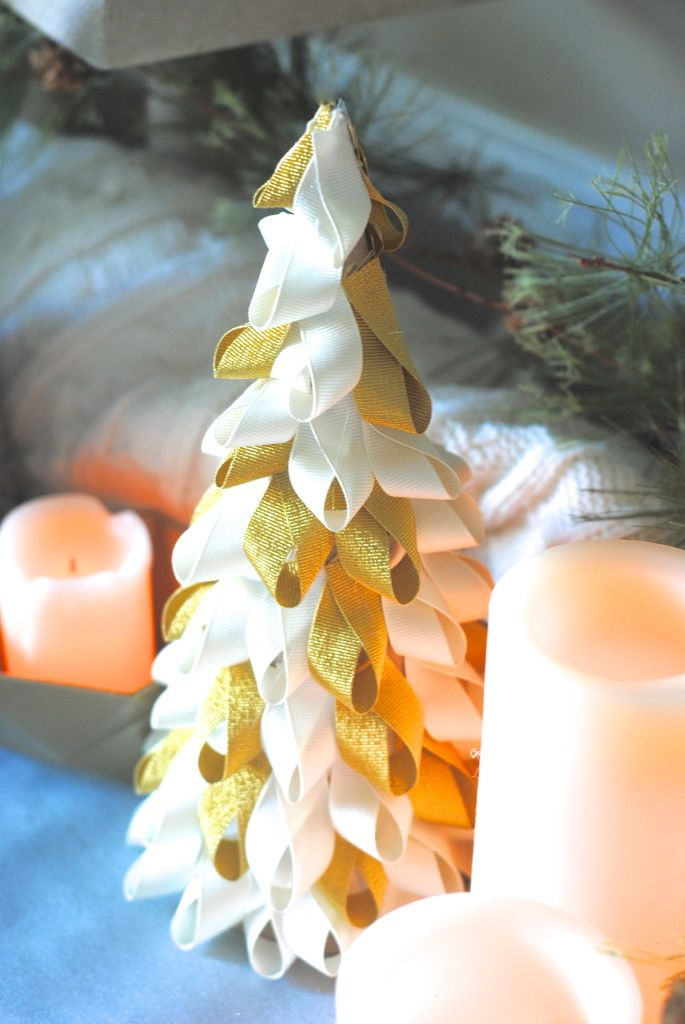 Ribbon tree craft
