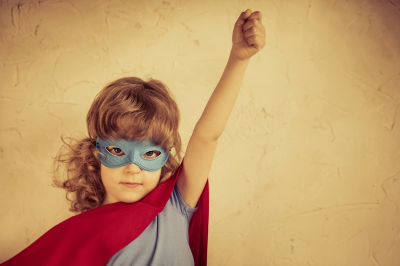 superhero kid dominates first page google