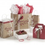 peaceful perch gift bags