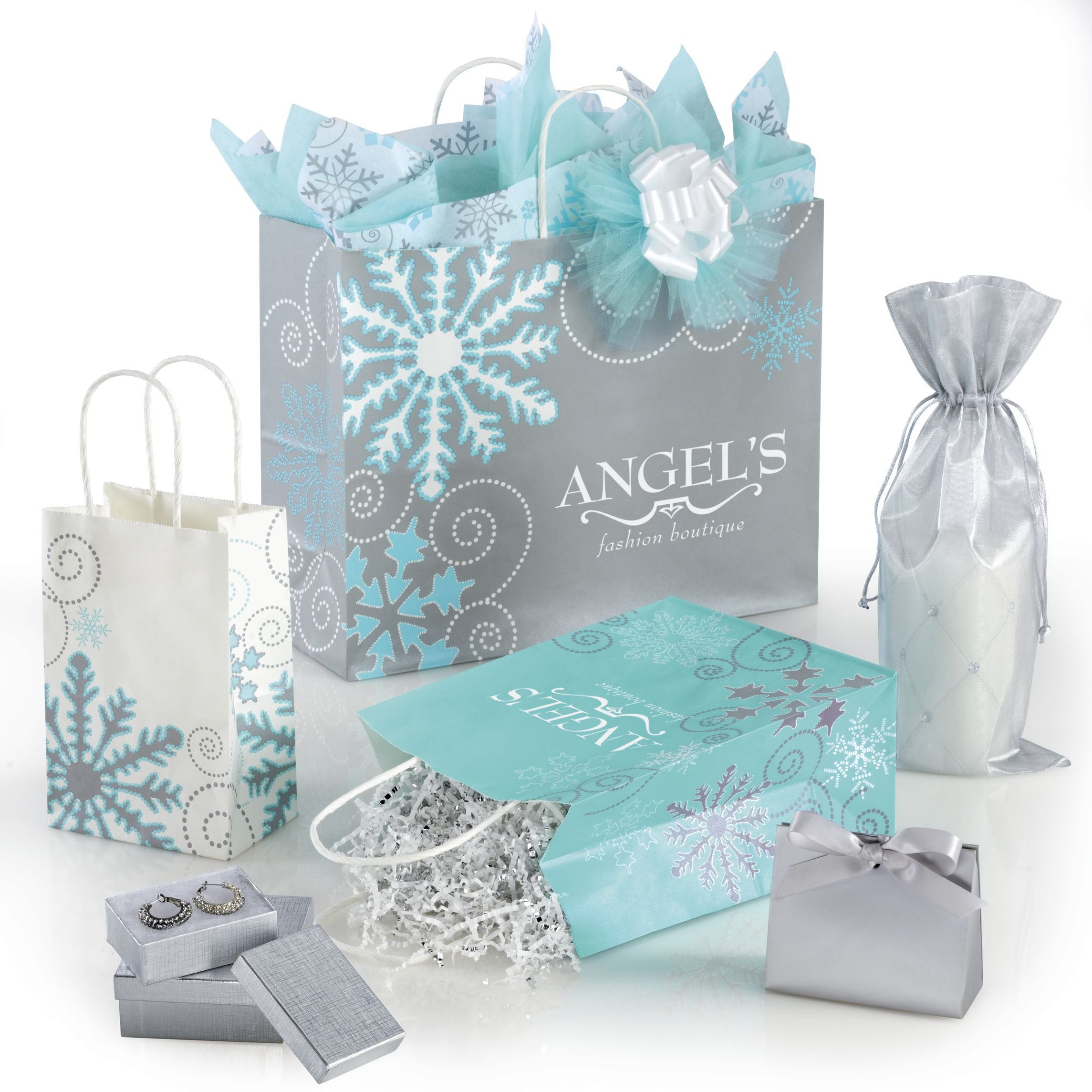introducing our brand new holiday packaging bags bows. Black Bedroom Furniture Sets. Home Design Ideas